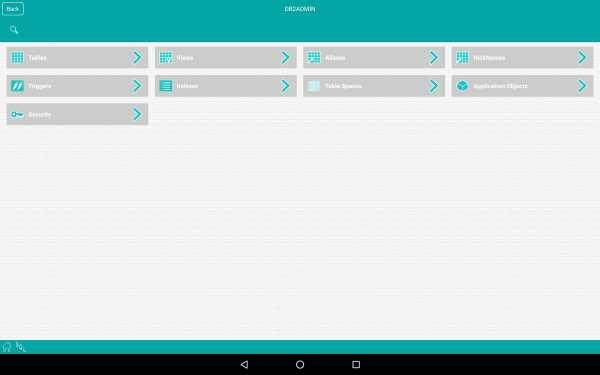 DB2Prog - DB2 Client screenshot 6