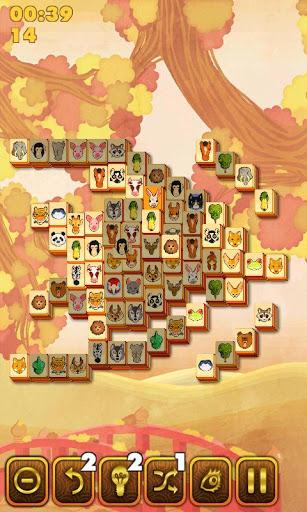 Mahjong Deluxe 6 تصوير الشاشة