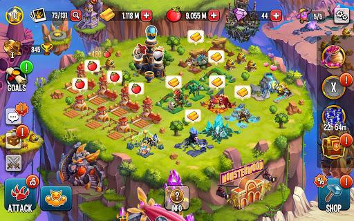 Monster Legends: Breed, Collect and Battle screenshot 12