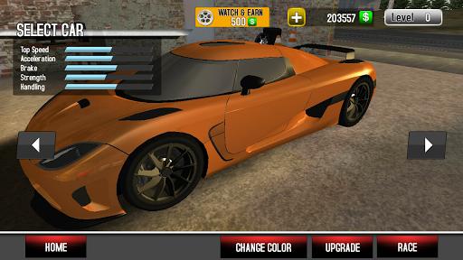Racer UNDERGROUND 5 تصوير الشاشة