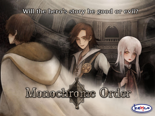 RPG Monochrome Order screenshot 24