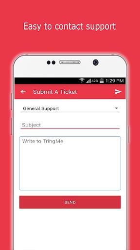 TringMe - Cheap International Calls screenshot 6