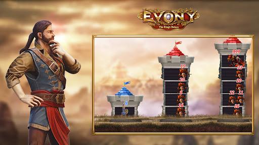 Evony - Đức Vua Trở Về screenshot 3