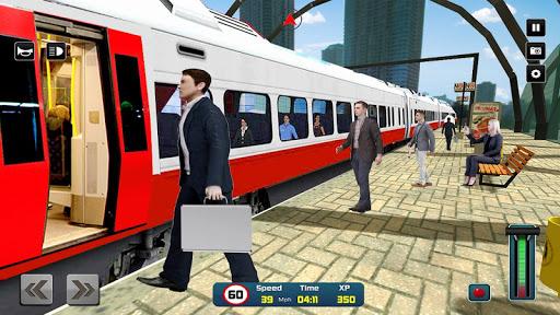 City Train Driver Simulator 2019: Free Train Games screenshot 6