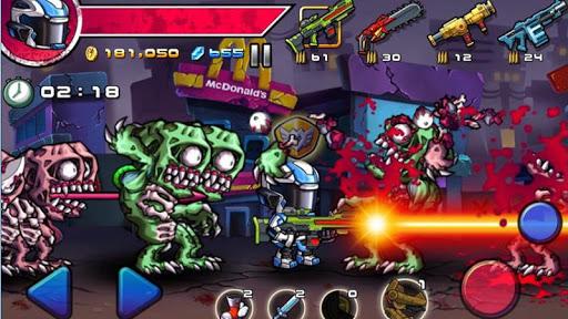 Zombie Diary screenshot 3