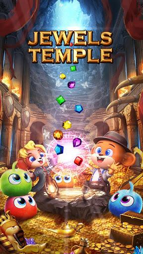 Jewels Temple Quest : Match 3 स्क्रीनशॉट 8