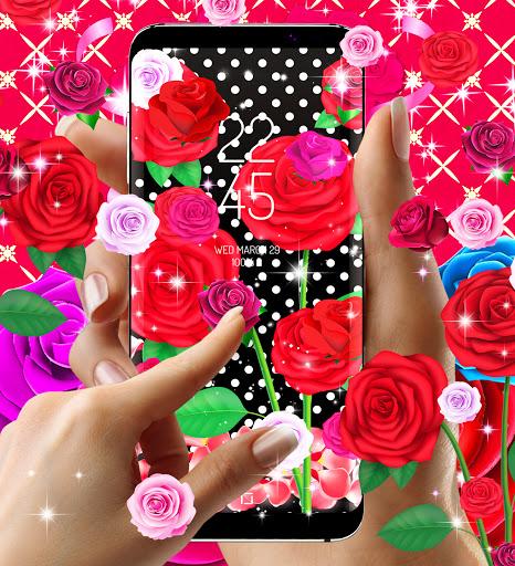 2021 Roses live wallpaper screenshot 7