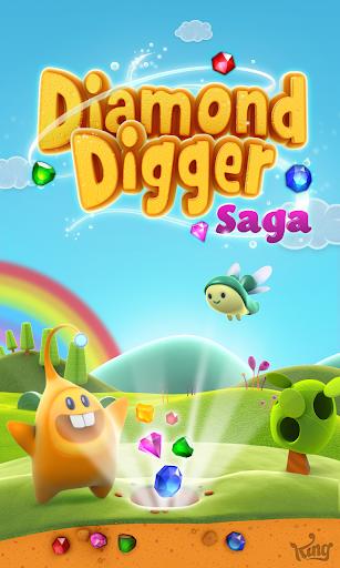 Diamond Digger Saga 5 تصوير الشاشة