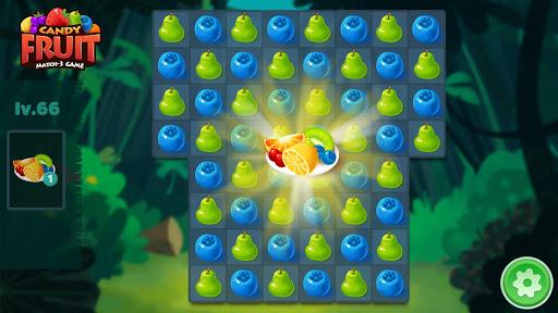 Sweet Fruit Candy 5 تصوير الشاشة