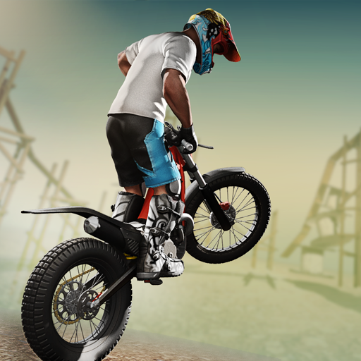 Trial Xtreme 4: Extreme Bike Racing Champions أيقونة