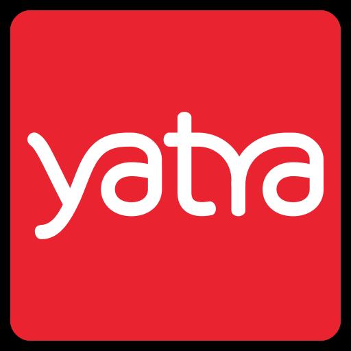 Yatra - Flights, Hotels, Bus, Trains & Cabs أيقونة