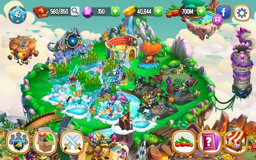Dragon City 8 تصوير الشاشة
