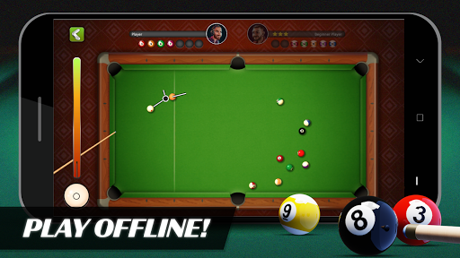 8 Ball Billiards- Offline Free Pool Game screenshot 1