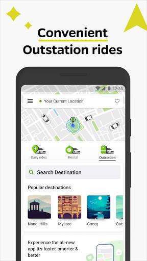 Ola, the #1 ride hailing app screenshot 5