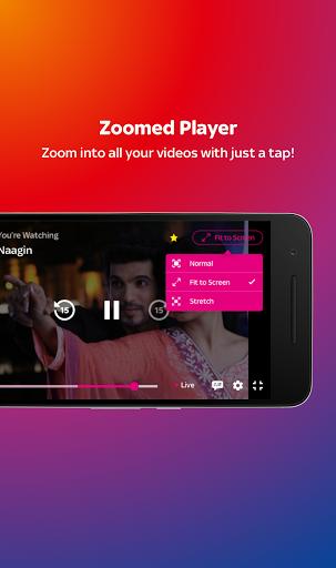 Tata Sky Mobile- Live TV, Movies, Sports, Recharge скриншот 3