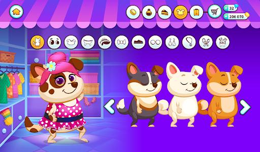 Duddu -حيواني الأليف الافتراضي 11 تصوير الشاشة