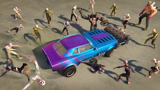 Zombie Smash : Road Kill screenshot 7