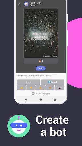 تمتم - تطبيق مراسلة لمكالمات الفيديو والدردشات 6 تصوير الشاشة
