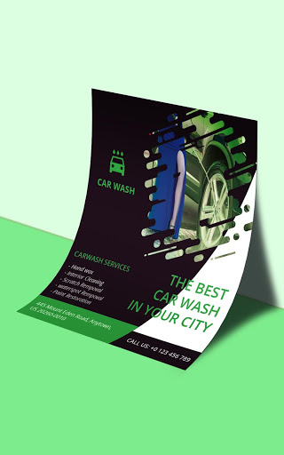 Flyers, Poster Maker, Graphic Design, Banner Maker 13 تصوير الشاشة