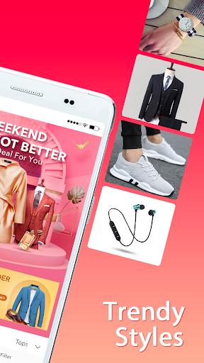 Club Factory - Online Shopping App screenshot 2