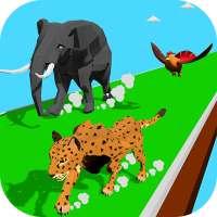 Animal Transform Race - Epic Race 3D on APKTom