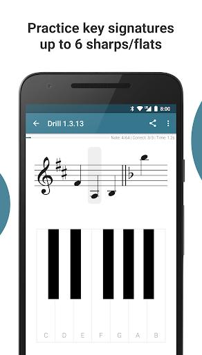 Complete Music Reading Trainer 5 تصوير الشاشة
