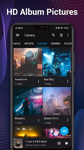 Music Player - Audio Player & 10 Bands Equalizer screenshot 7