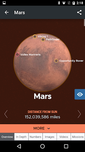 NASA screenshot 7