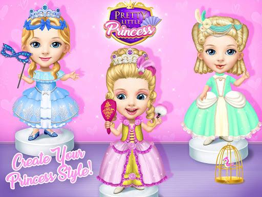 Pretty Little Princess - Dress Up, Hair & Makeup 12 تصوير الشاشة
