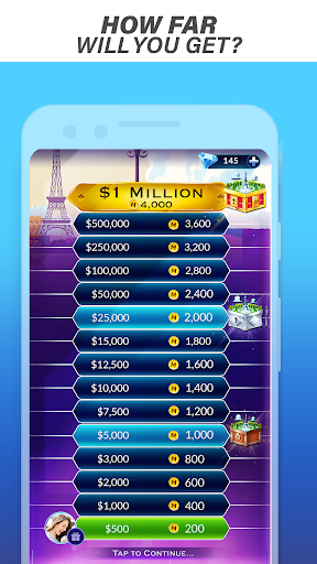 Who Wants to Be a Millionaire? Trivia & Quiz Game screenshot 3