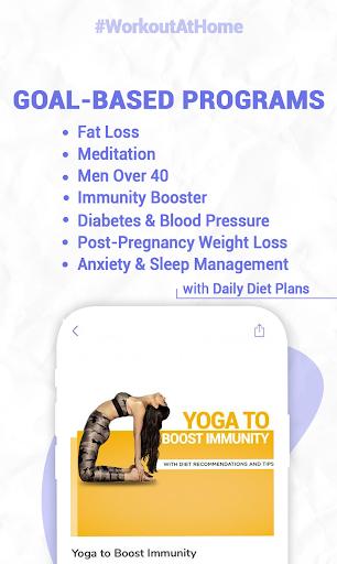 Simple Soulful - Shilpa Shetty: Yoga Exercise Diet screenshot 2