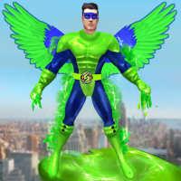 Incredible Slime SuperHero Gangster Crime City on 9Apps