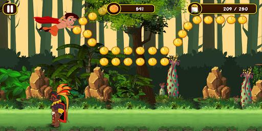 Chhota Bheem Jungle Run screenshot 5