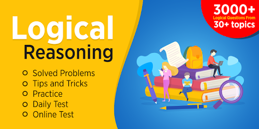 Logical Reasoning Test : Practice, Tips & Tricks screenshot 1