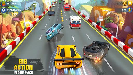 Mini Car Race Legends - 3d Racing Car Games 2020 screenshot 3