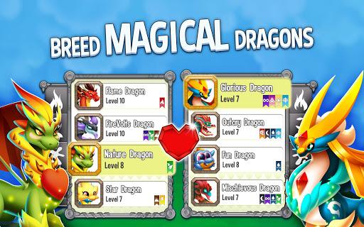 Dragon City Mobile screenshot 10