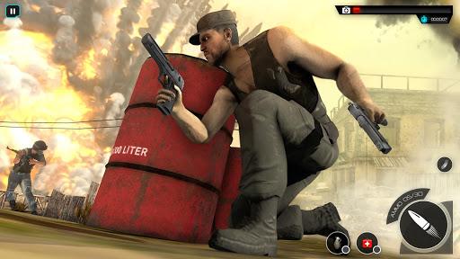 تغطية إضراب النار بندقية لعبة: غير متصل ألعاب 8 تصوير الشاشة