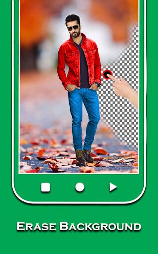 City photo editor: photo frame screenshot 4