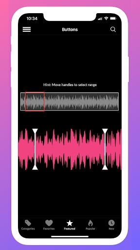 Instant Buttons: The Best Soundboard App screenshot 2