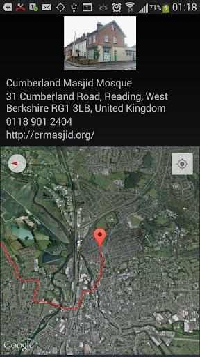 iAzan Prayer Time Mosque Qibla screenshot 5