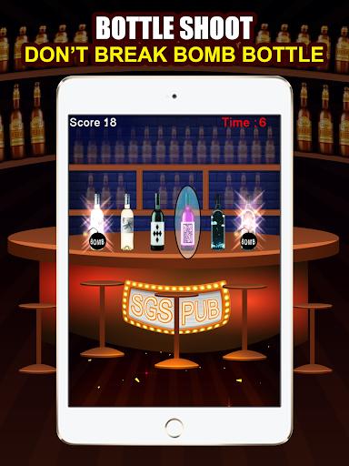 Bottle Shoot Game Forever screenshot 16