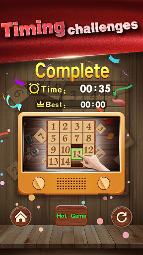 Numpuz: Classic Number Games, Free Riddle Puzzle screenshot 20