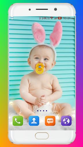 Cute Baby Wallpaper screenshot 13