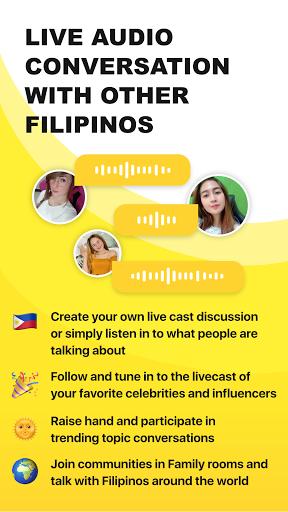 Calamansi - Pinoy Audio Live Cast screenshot 1