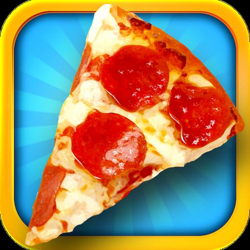 Pizza games icon