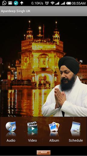 Bhai Apardeep Singh UK screenshot 2