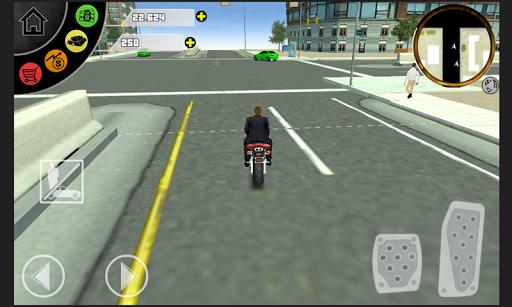 San Andreas: Real Gangsters 3D screenshot 1