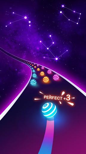 Dancing Road: Color Ball Run! 1 تصوير الشاشة