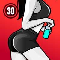 Treino en Casa para Mulheres - Fitness Feminino on 9Apps