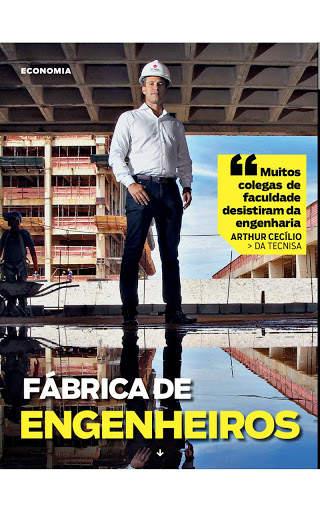 Revista ISTOÉ Dinheiro screenshot 2
